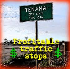 Tenaha, TX: Hell on earth