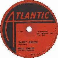 The ubiquitous and iconic Atlantic label