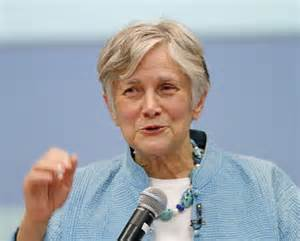 Anti-privatization activist and author Diane Ravitch