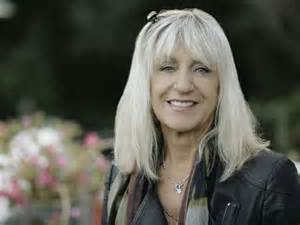 Christine McVie is back to sing songs from the seventies