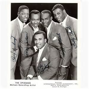 The early Detroit Spinners at Motown.