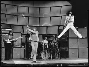 The Who in all their glory
