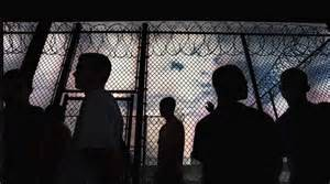 According to the ACLU, around 31,000 non-citizens are held in US detention facilities on any given day.