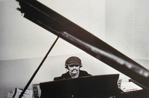On piano: Cecil Taylor