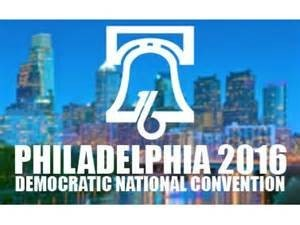 Look for my daily blog posts during the upcoming Democratic Convention in Philadelphia this summer.