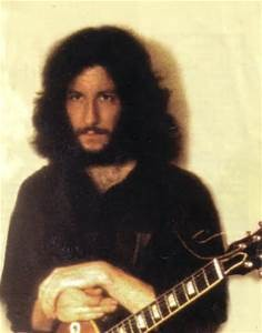 Guitarist Peter Green