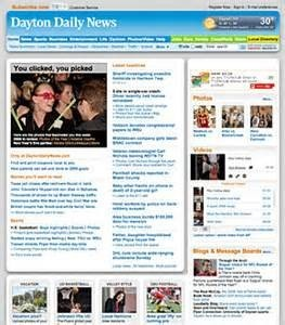 Dayton Daily News - online edition