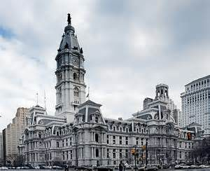 Philadelphia's stately City Hall