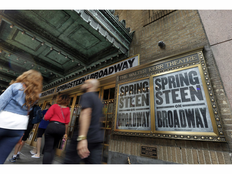 The Battle for Springsteen Tickets Premieres on Broadway